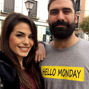 Jorge Cremades Hello Monday